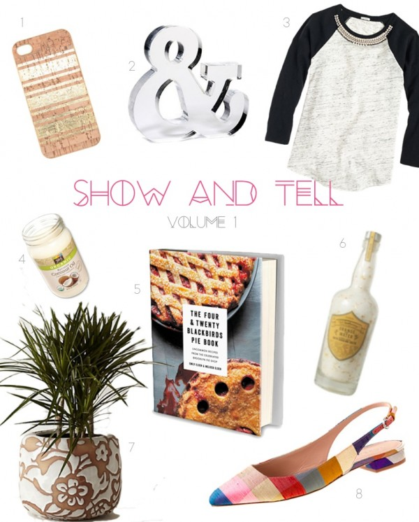 Show and tell- vol 1