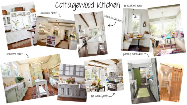 Cottagewood Kitchen concepts