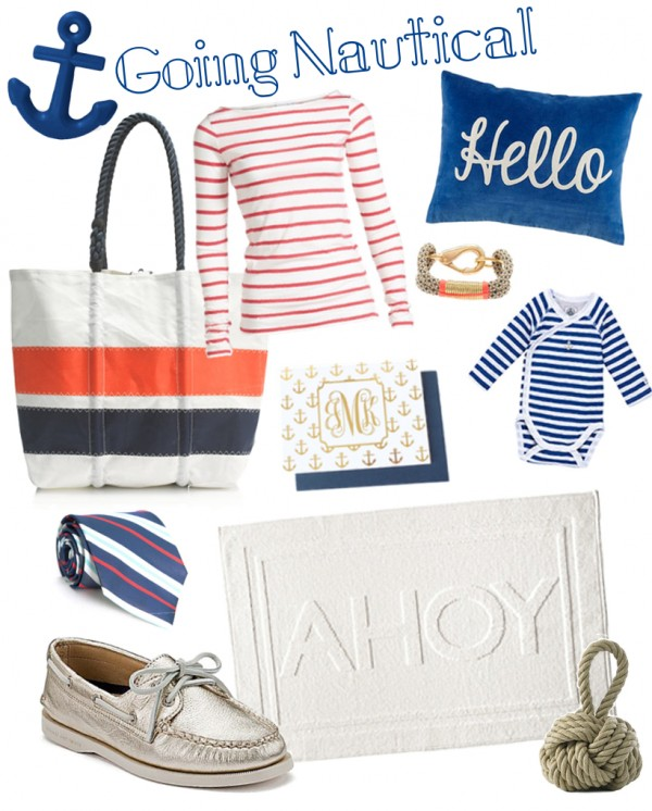 going nautical